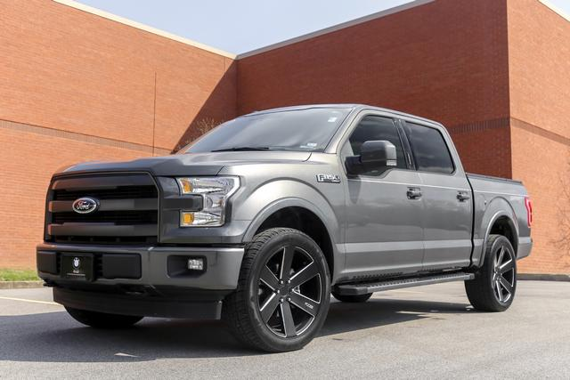 Pre Owned 2017 Ford F 150 Lariat