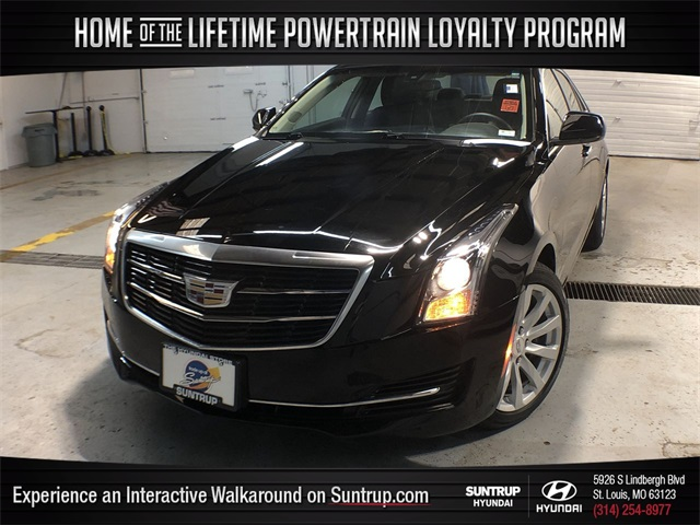 Pre-Owned 2018 Cadillac ATS 2.0L Turbo