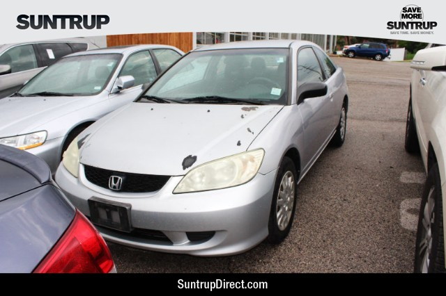 Pre-Owned 2005 Honda Civic Coupe LX