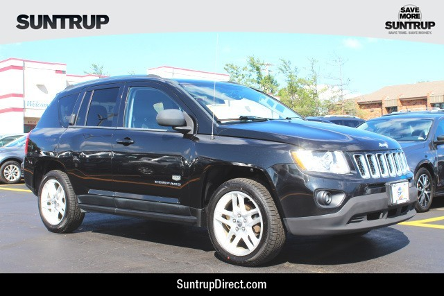 Pre-Owned 2011 Jeep Compass 2WD 70th Anniversary