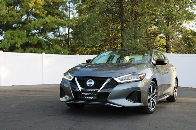 Certified Pre-Owned 2019 Nissan Maxima 3.5 SL