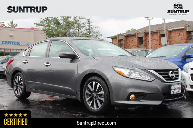 Certified Pre Owned 2017 Nissan Altima 2.5 SV