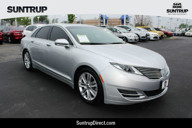 Pre Owned 2016 Lincoln Mkz