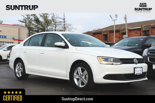 Certified Pre Owned 2017 Volkswagen Jetta Sedan Tdi W Premium