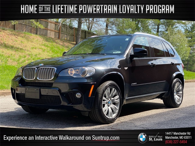 Pre-Owned 2011 BMW X5 xDrive50i
