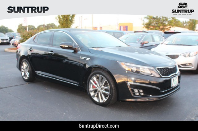 Pre-Owned 2015 Kia Optima SXL Turbo