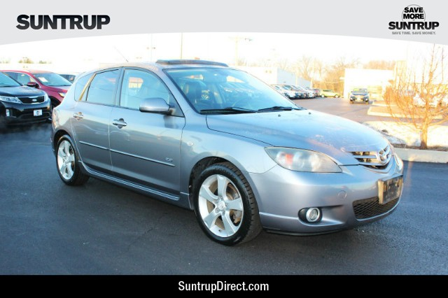 Pre-Owned 2006 Mazda MAZDA3 5-Door s Grand Touring