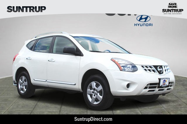 Nissan Rogue Select >> Pre Owned 2015 Nissan Rogue Select S Sport Utility In St Louis