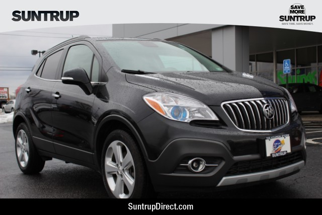 Pre Owned 2016 Buick Encore Convenience Sport Utility In St Louis