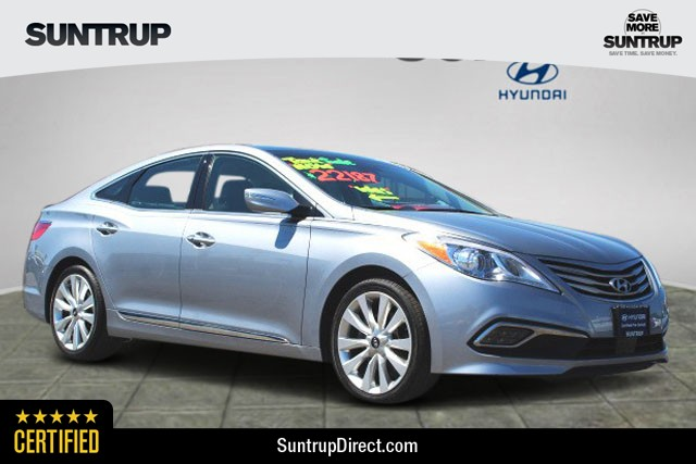 Certified Pre-Owned 2016 Hyundai Azera Limited