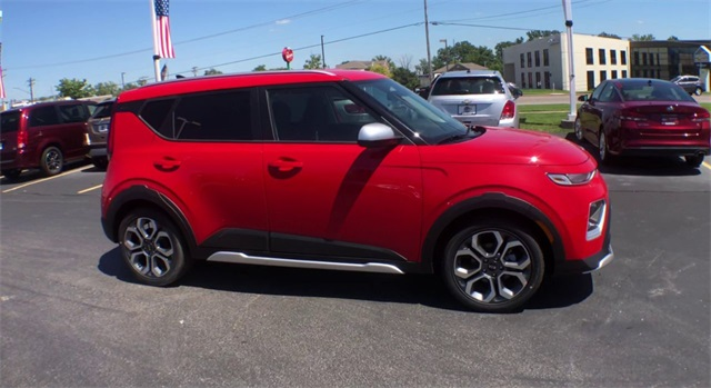 new 2021 kia soul xline 4d hatchback in st louis kl0101