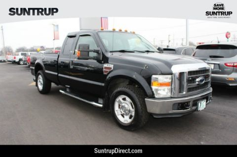 Pre-Owned 2010 Ford Super Duty F-350 SRW XLT