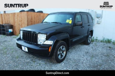 Pre-Owned 2009 Jeep Liberty 4WD Sport