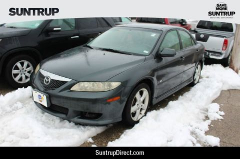 Pre-Owned 2005 Mazda6 Grand Touring s