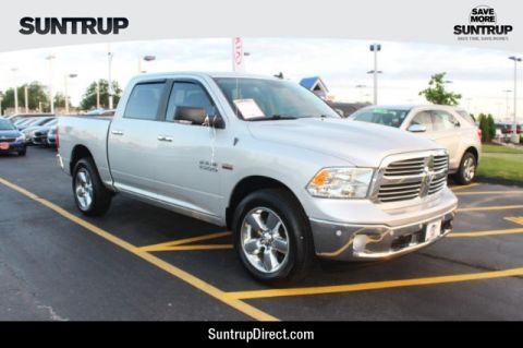 Pre-Owned 2016 Ram 1500 4WD Big Horn Crew Cab