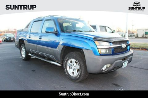 Pre-Owned 2004 Chevrolet Avalanche Z71