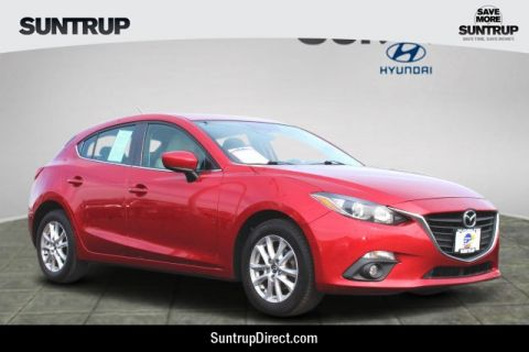 Pre-Owned 2015 Mazda MAZDA3 5-Door i Touring