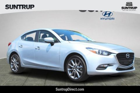 Pre-Owned 2018 Mazda MAZDA3 Sedan Touring
