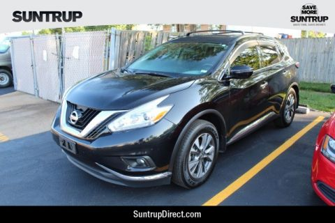 Pre-Owned 2016 Nissan Murano SV