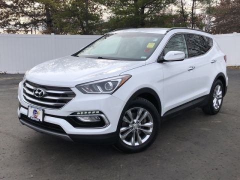 Certified Pre-Owned 2018 Hyundai Santa Fe Sport 2.0L Turbo
