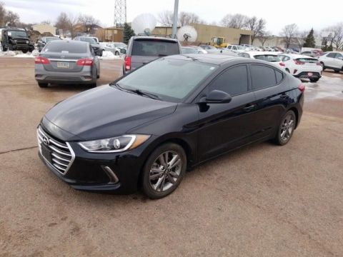 Certified Pre-Owned 2017 Hyundai Elantra Value Edition