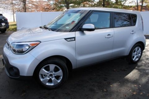 Certified Pre-Owned 2019 Kia Soul Base