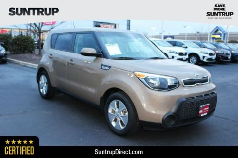 Certified Pre-Owned 2016 Kia Soul Base